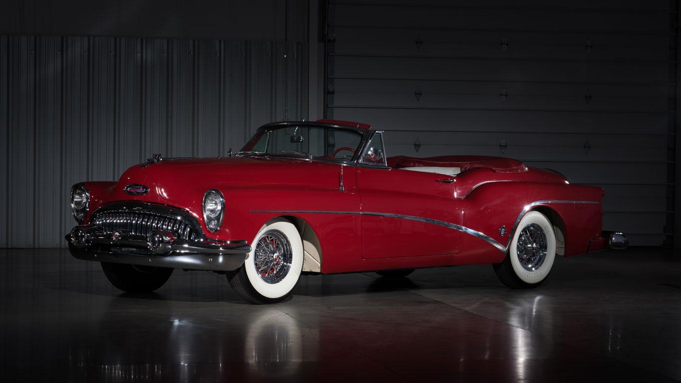 Buick Skylark Convertible: $159,500 (£131,000)