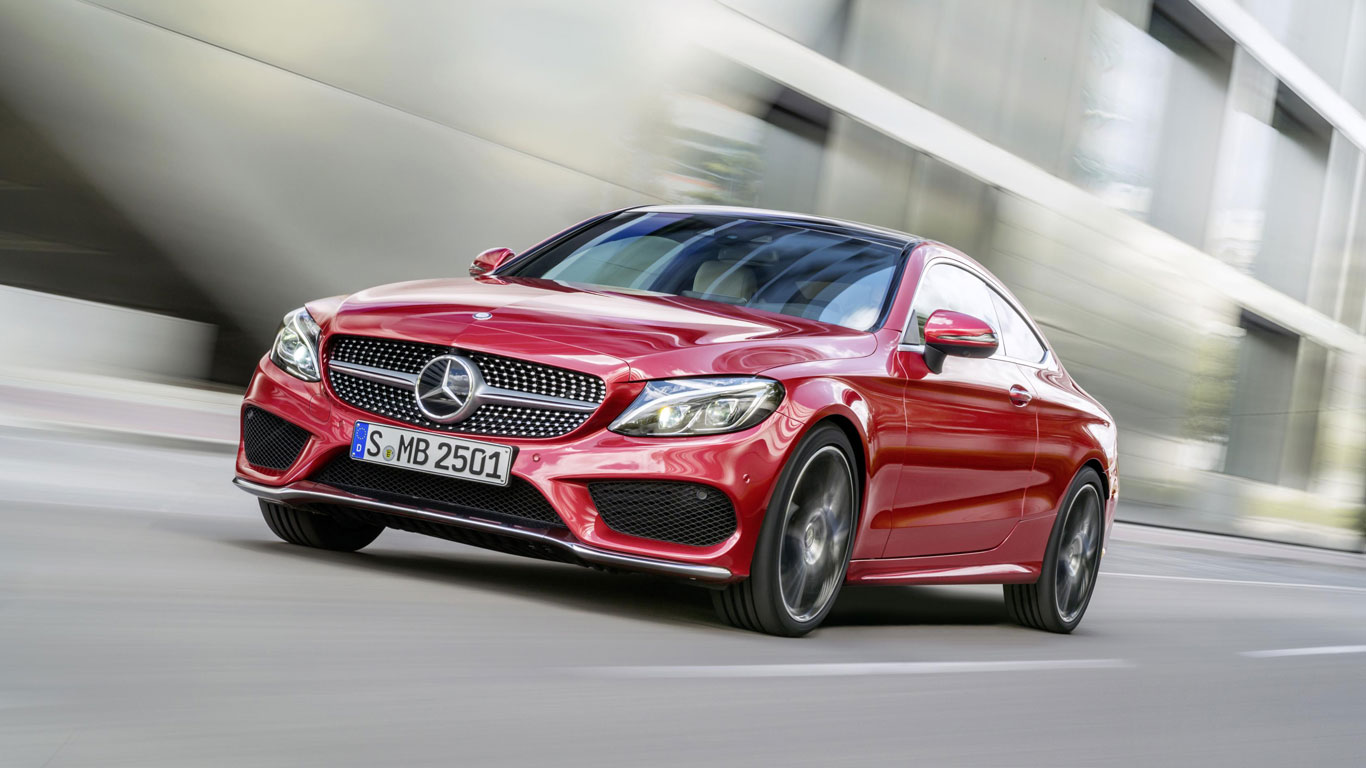 9. Mercedes-Benz C-Class: 17,676 registrations