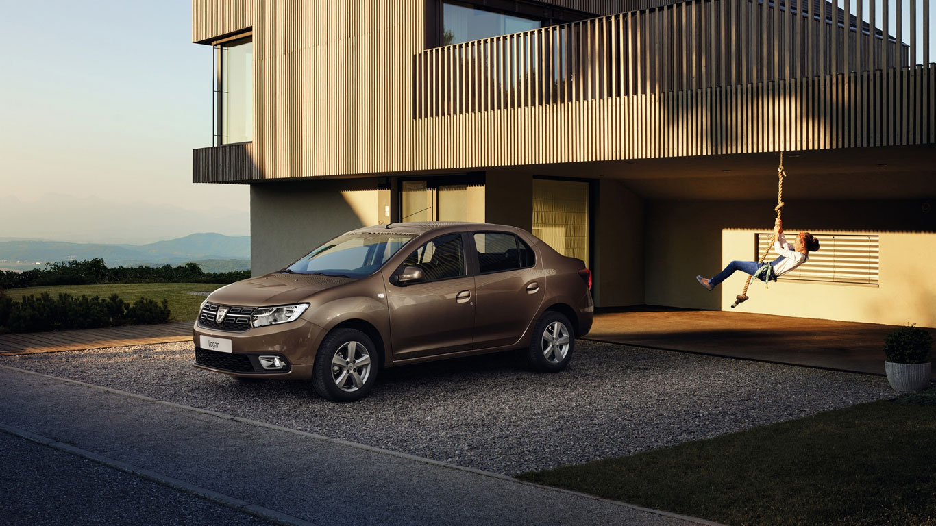 Romania: Dacia Logan (1,456 registrations)