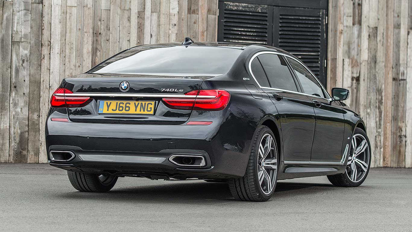 BMW 740Le xDrive 2016 quick review: BMW's petrol-electric