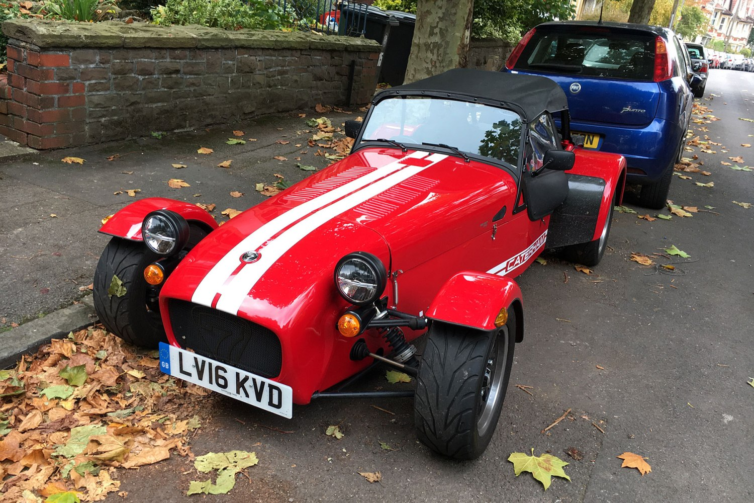 7 things we learned during a weekend with a Caterham