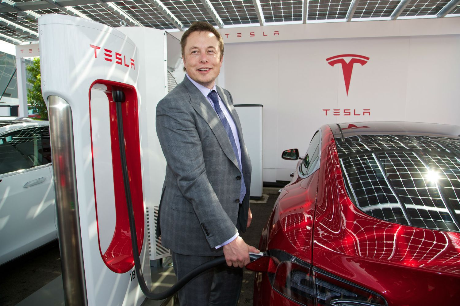 Elon Musk teases 'unexpected' new Tesla to be revealed next week