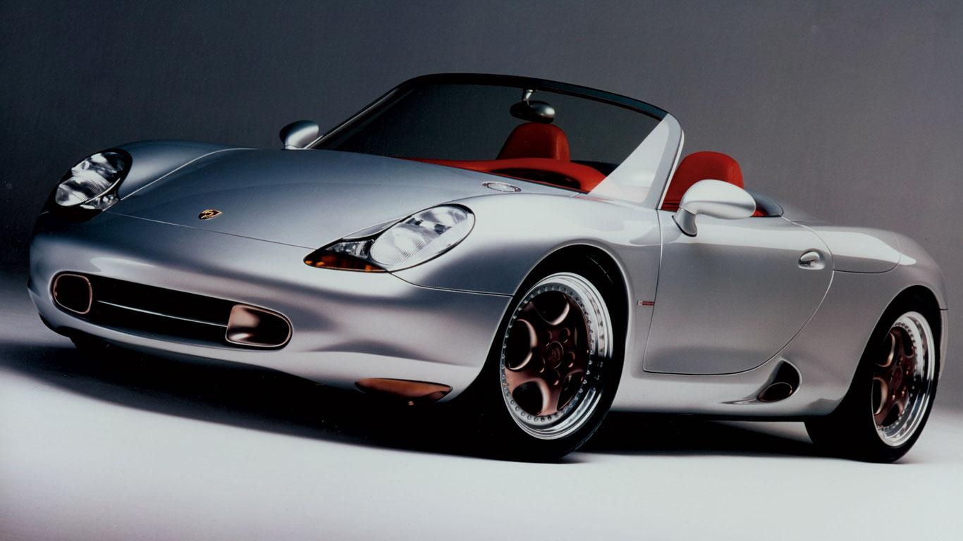 Porsche Boxster concept of 1993