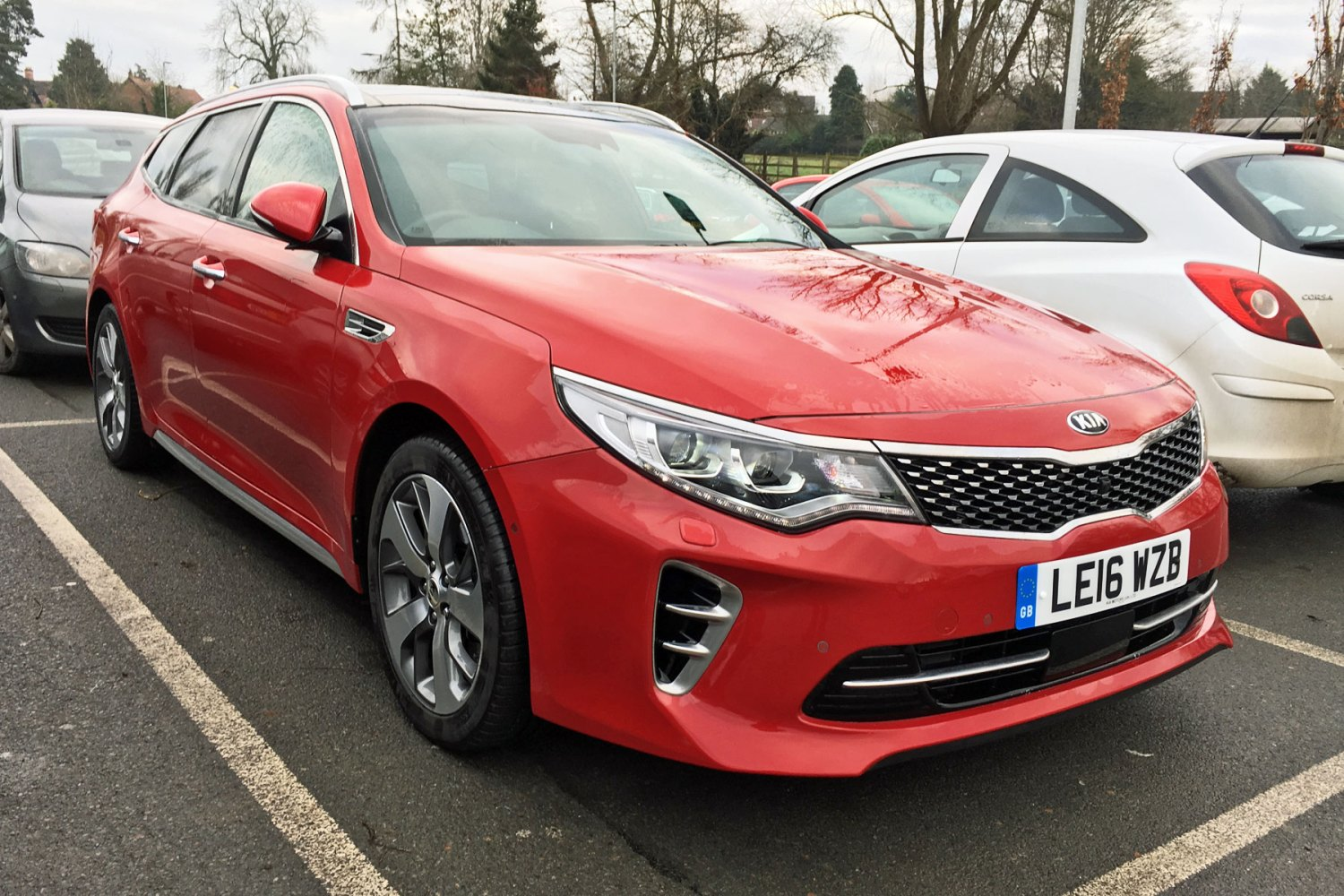 Good things about life with the Kia Optima SW
