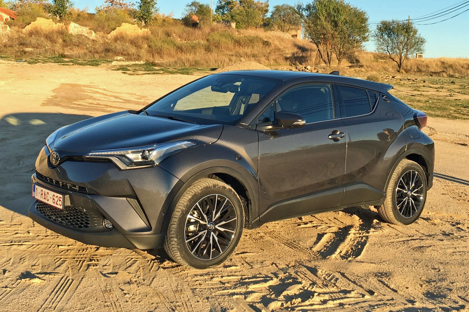 Should I buy a Toyota C-HR?