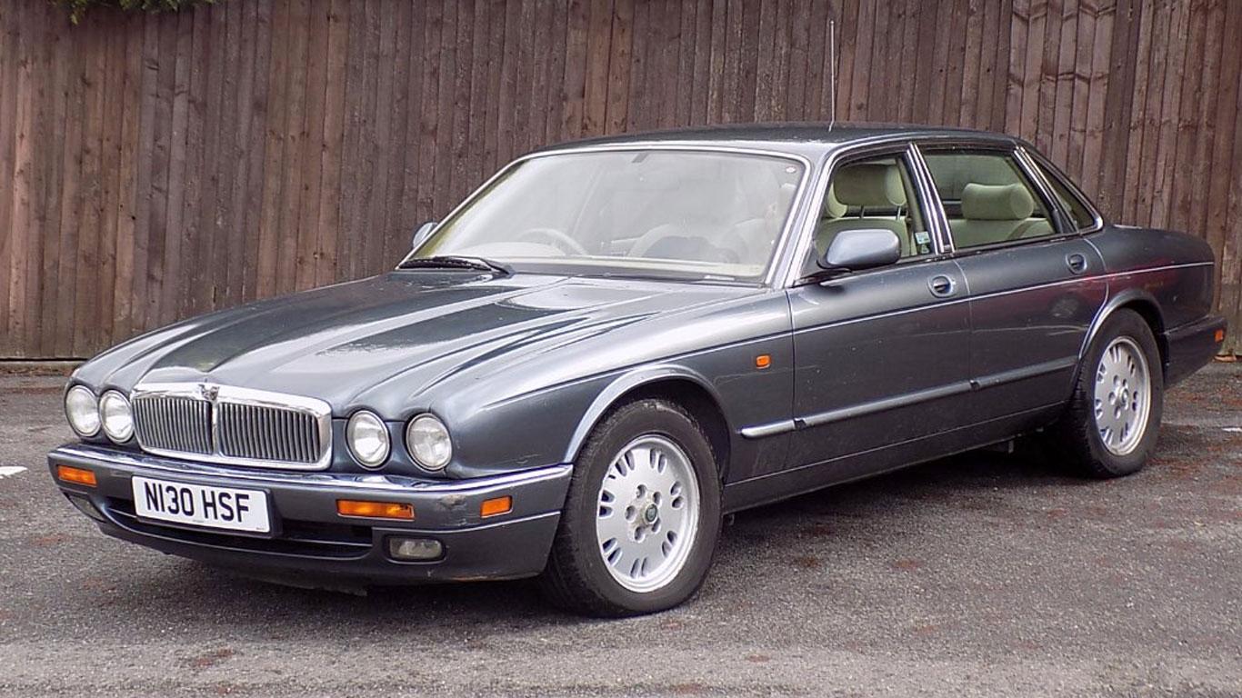 Jaguar XJ: £1,495