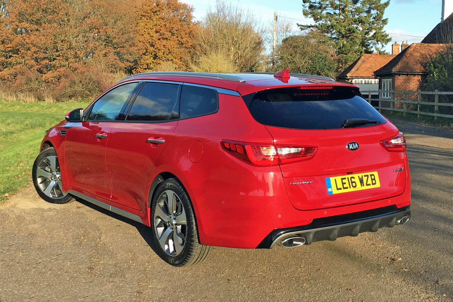 Introduction: Kia Optima SW 1.7 CRDi GT-Line S estate