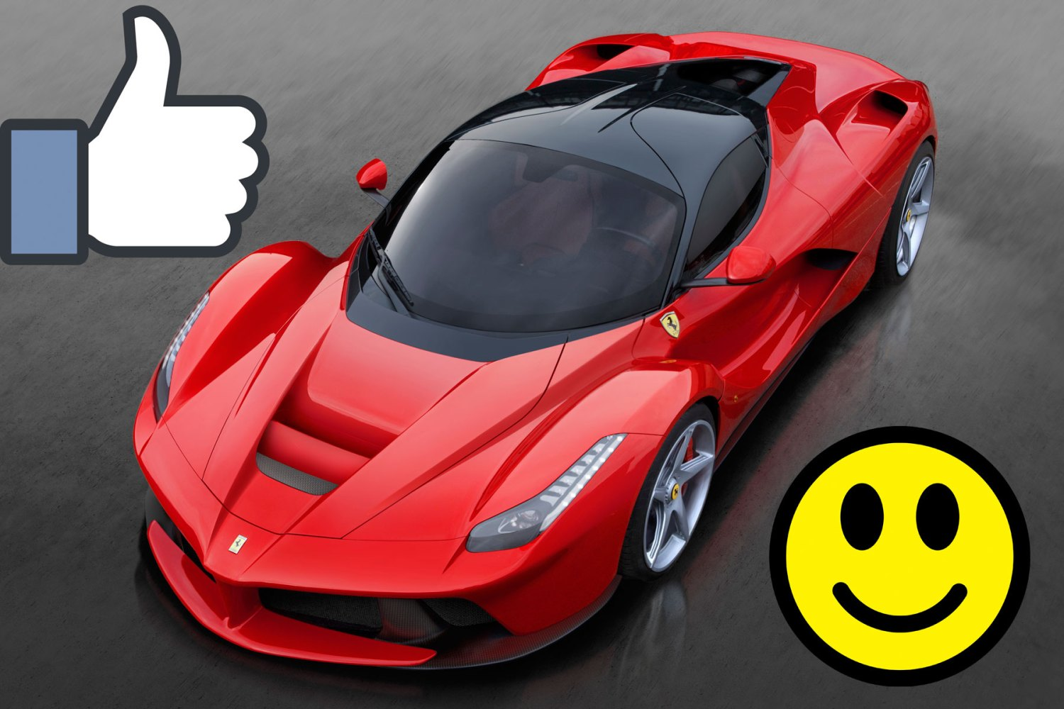 Revealed: the world's favourite supercars