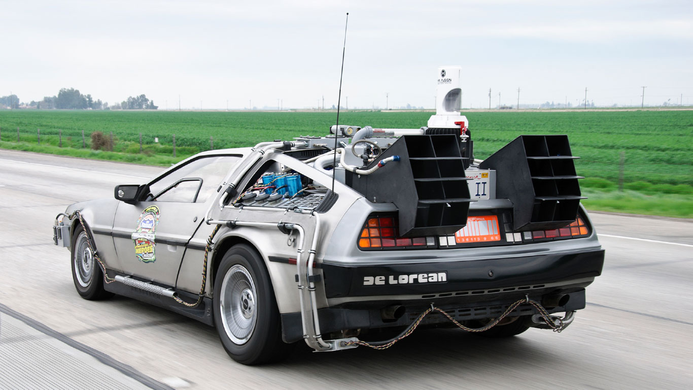 Back to the Future: Sky Cinema Greats