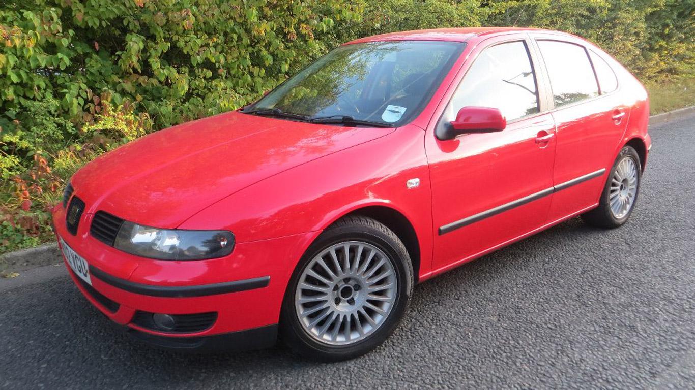 SEAT Leon Cupra – £699