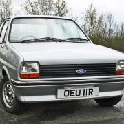 Ford Fiesta: Retro Road Test