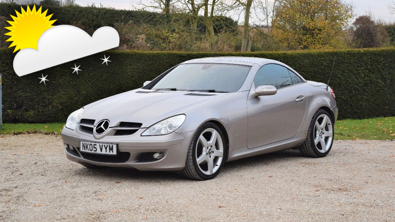 Winter warmers: 10 bargain convertibles to buy now