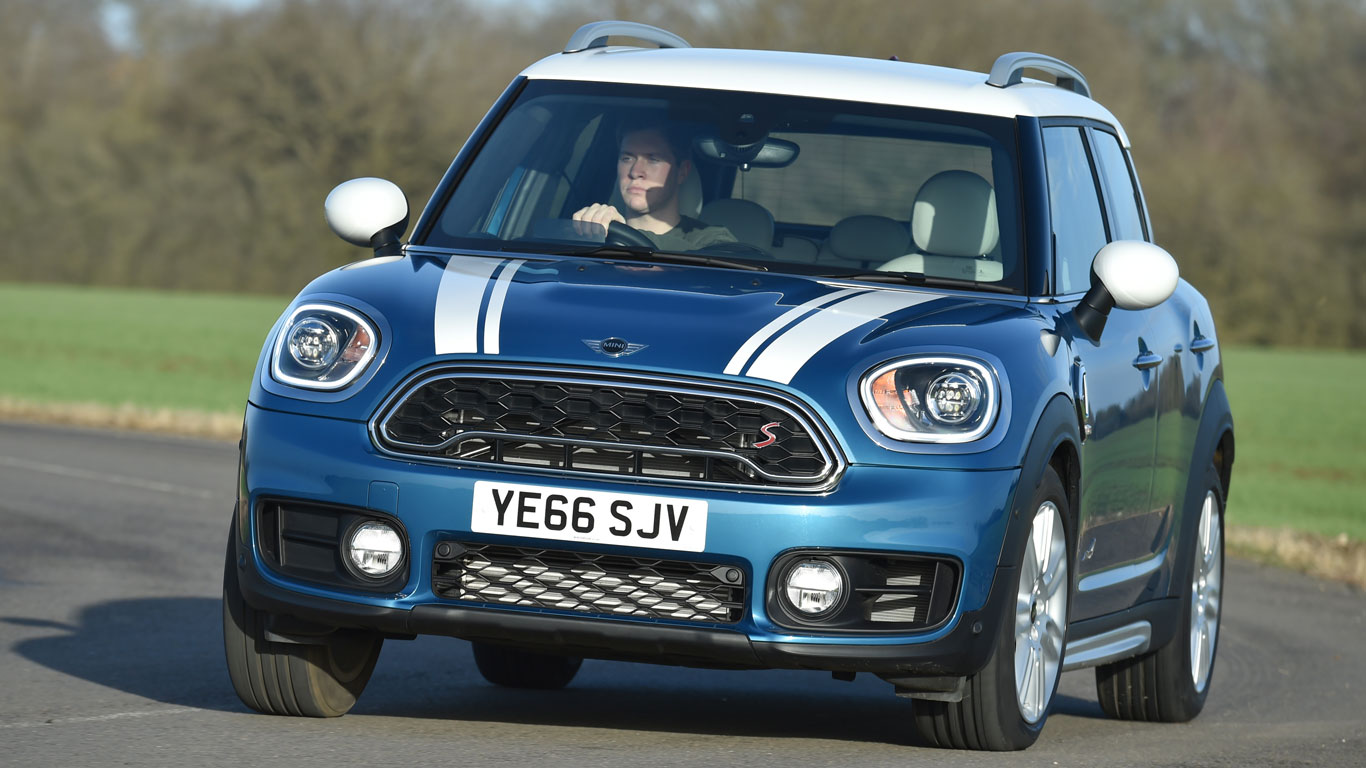 2017 MINI Countryman review: driving the biggest MINI yet