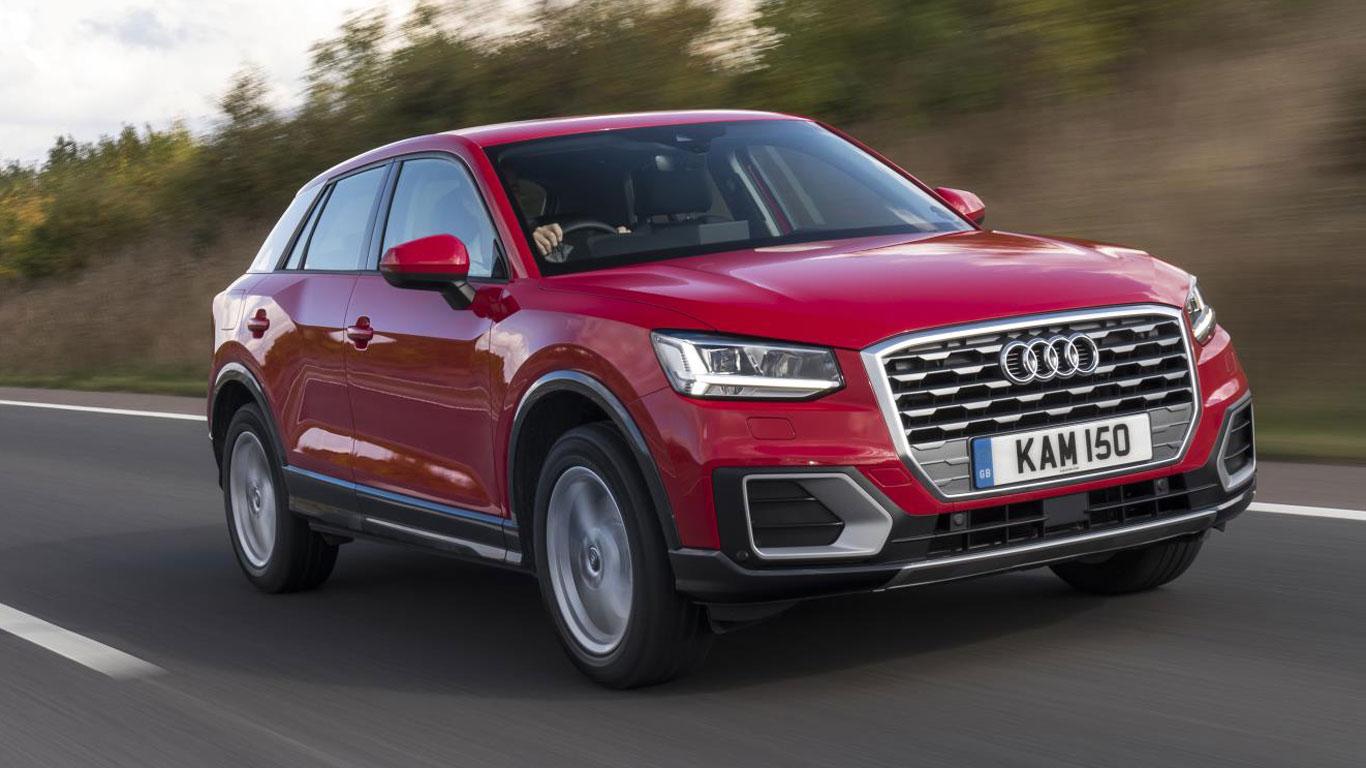 Audi: UP 6.4%
