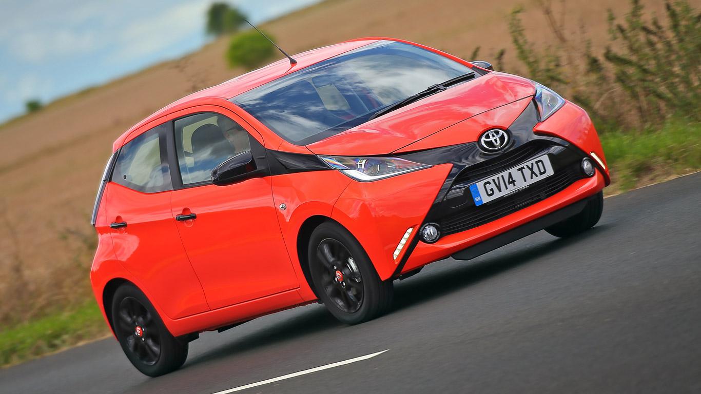 Toyota: 0% finance