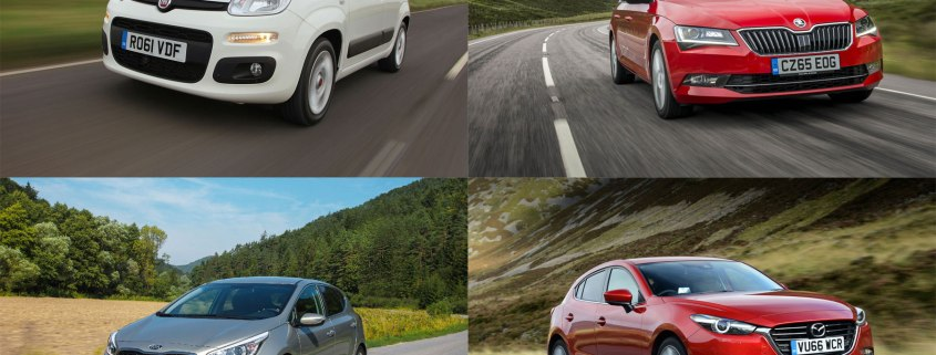 10 great value low emissions cars to buy NOW