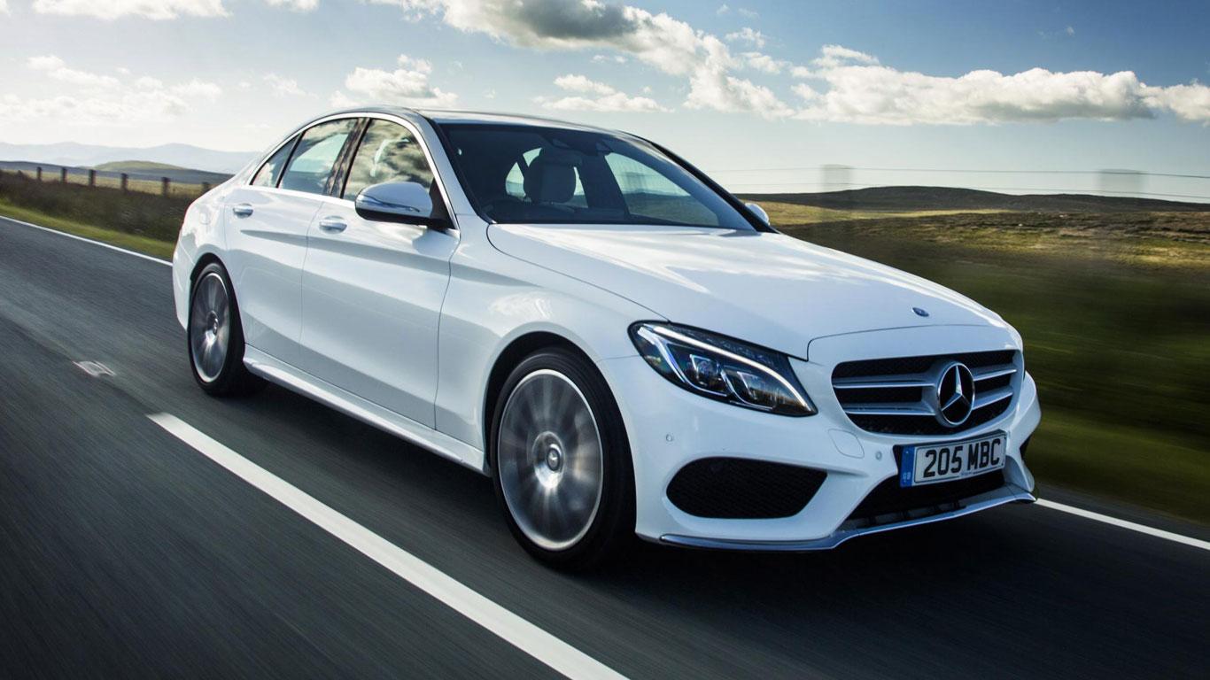 9: Mercedes-Benz C Class