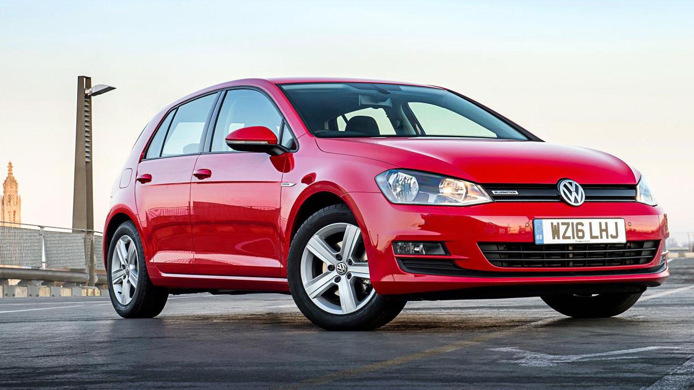 Volkswagen: DOWN 7.5%