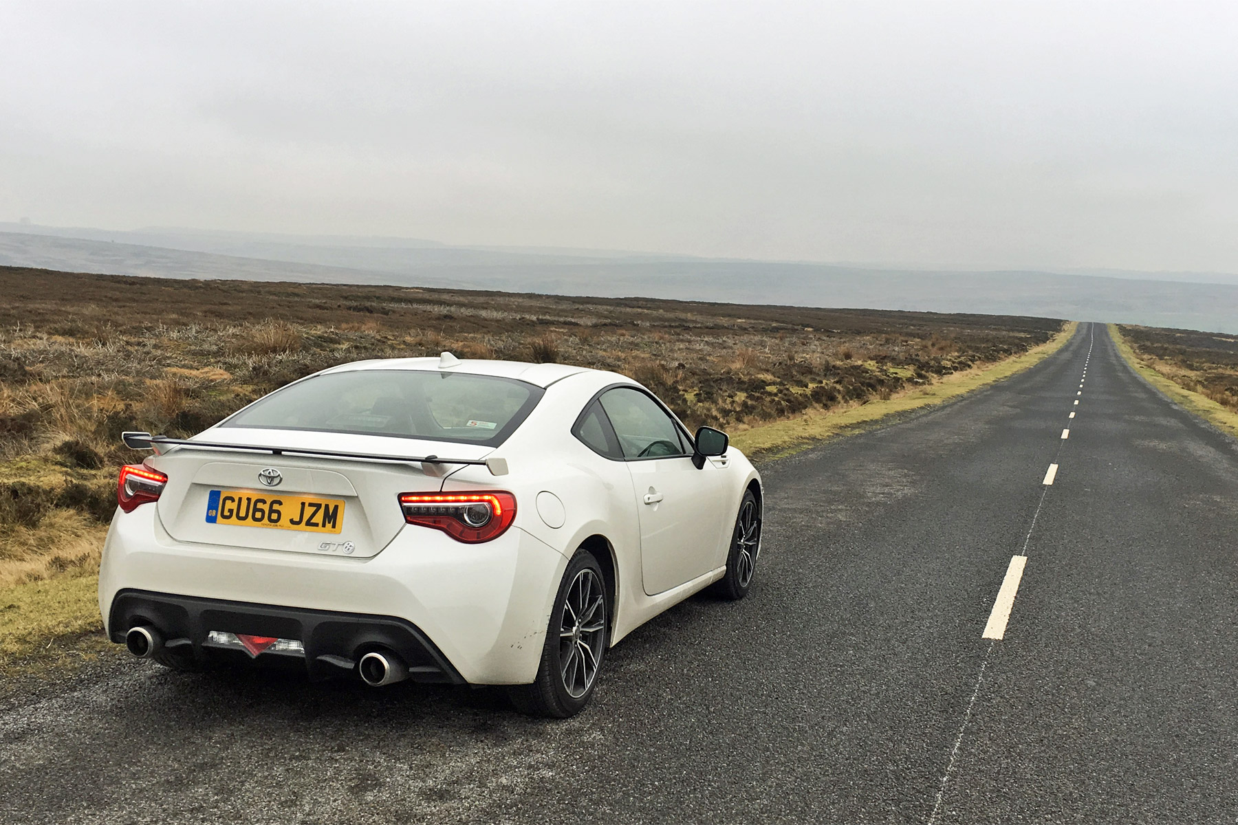 We took the Toyota GT86 on a road trip to find out why no one buys it