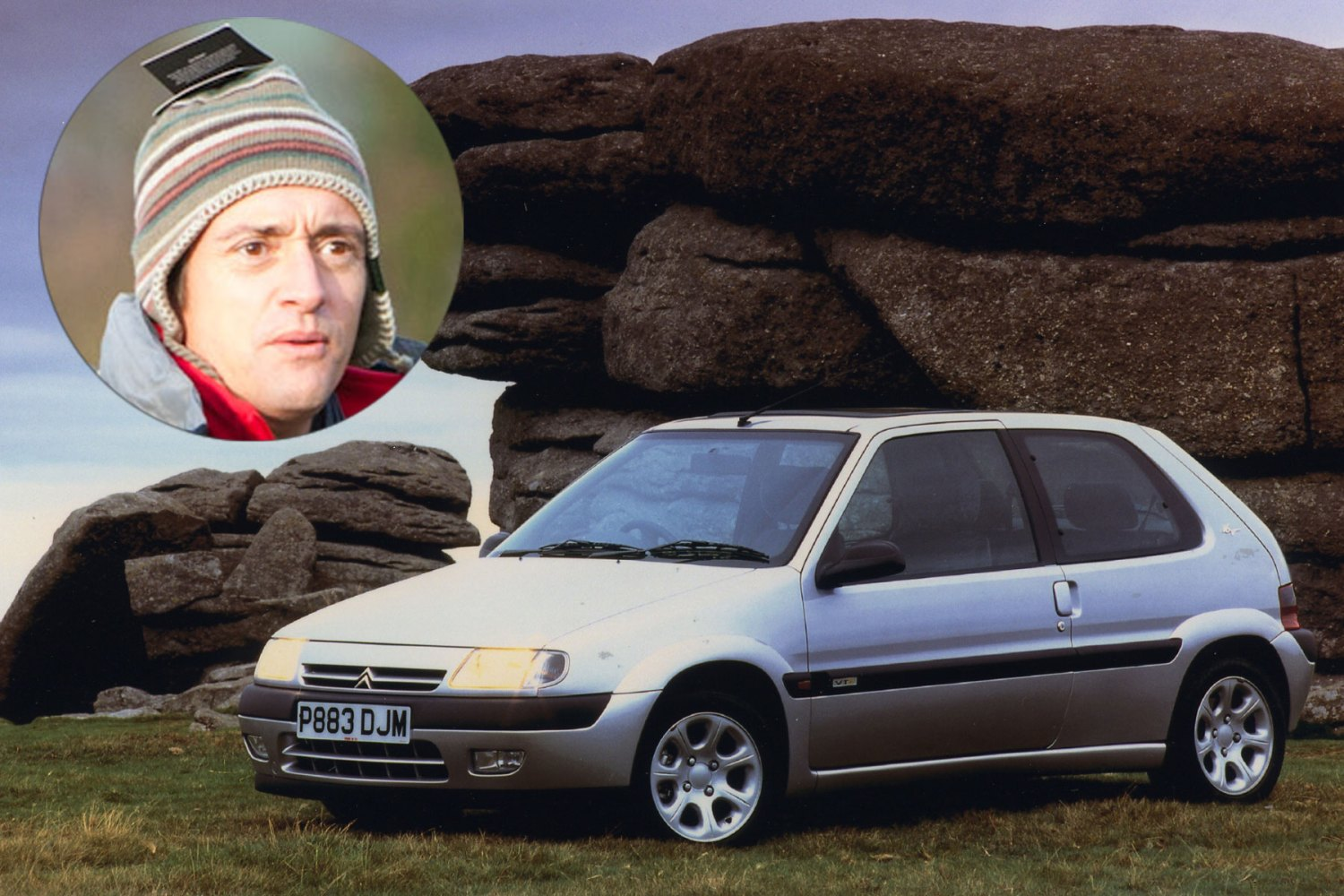 Richard Hammond Citroen Saxo VTS