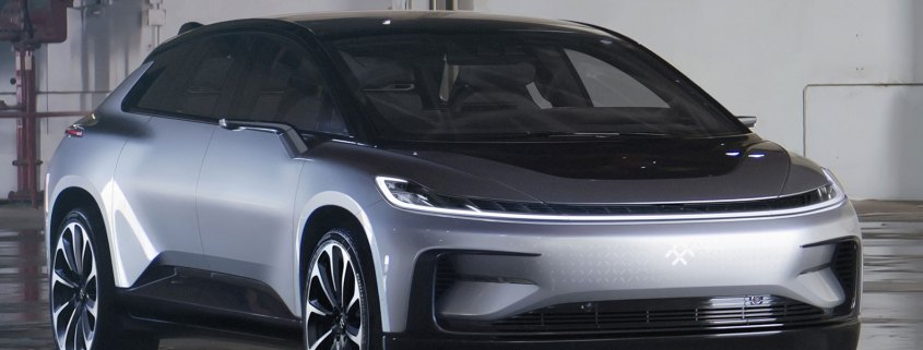 Faraday Future: is this the electric car to take on Tesla?