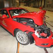 Ford Mustang slammed for two star Euro NCAP crash test