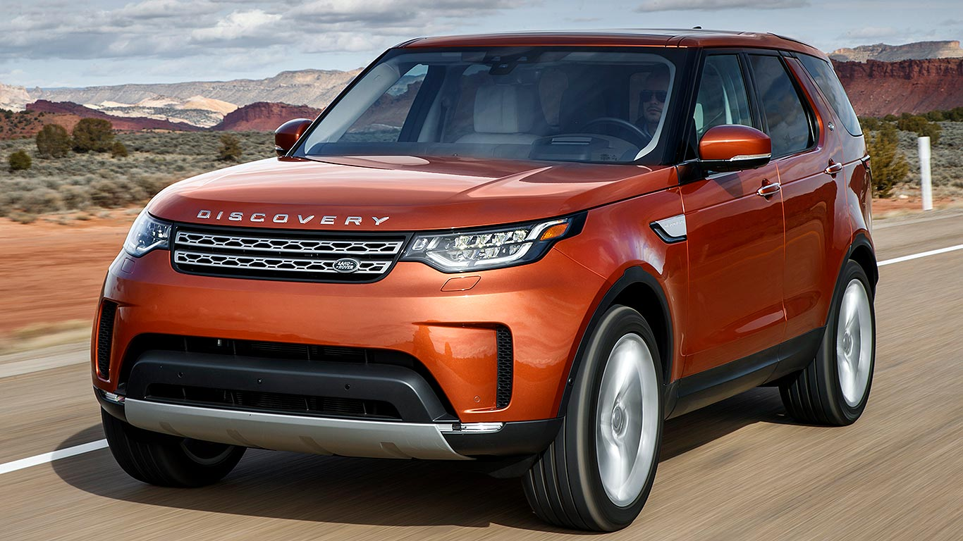 Discovery Land Rover >> 2017 Land Rover Discovery Review Why The Range Rover Should