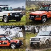 Land Rover Discovery: Retro Road Test special