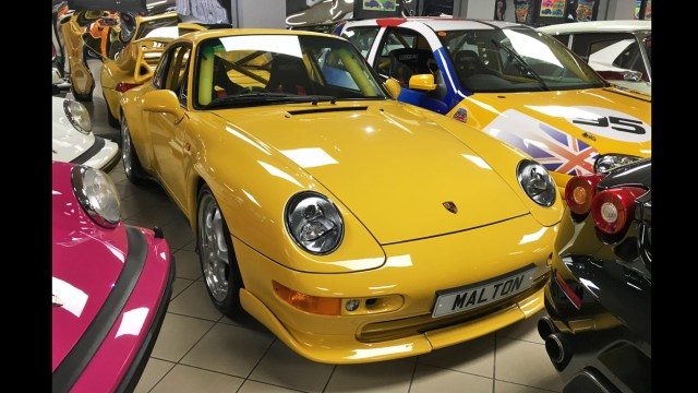 Yorkshire's best-kept secret: inside Malton's amazing classic Porsche showroom