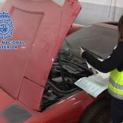 Fake Ferrari factory raided by police