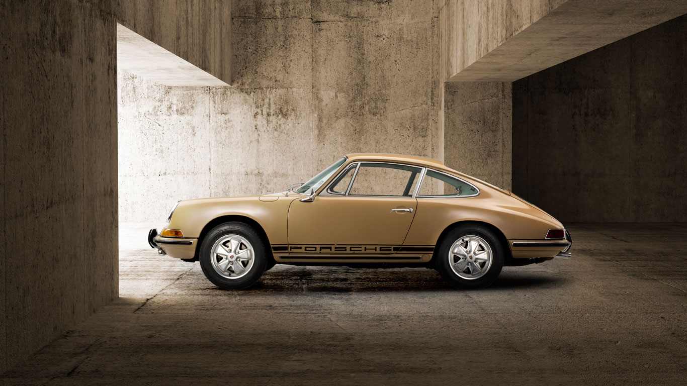 'His and hers' Porsche 911s up for auction