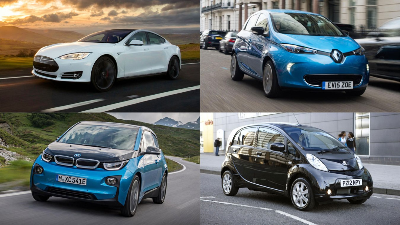Britain S Most Wanted Hybrid And Electric Cars Motoring Research
