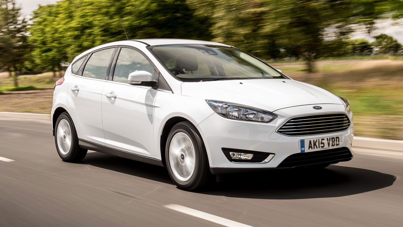 Ford Focus 1.5 TDCi 120 ST-Line Navigation 5dr Powershift: £400 increase