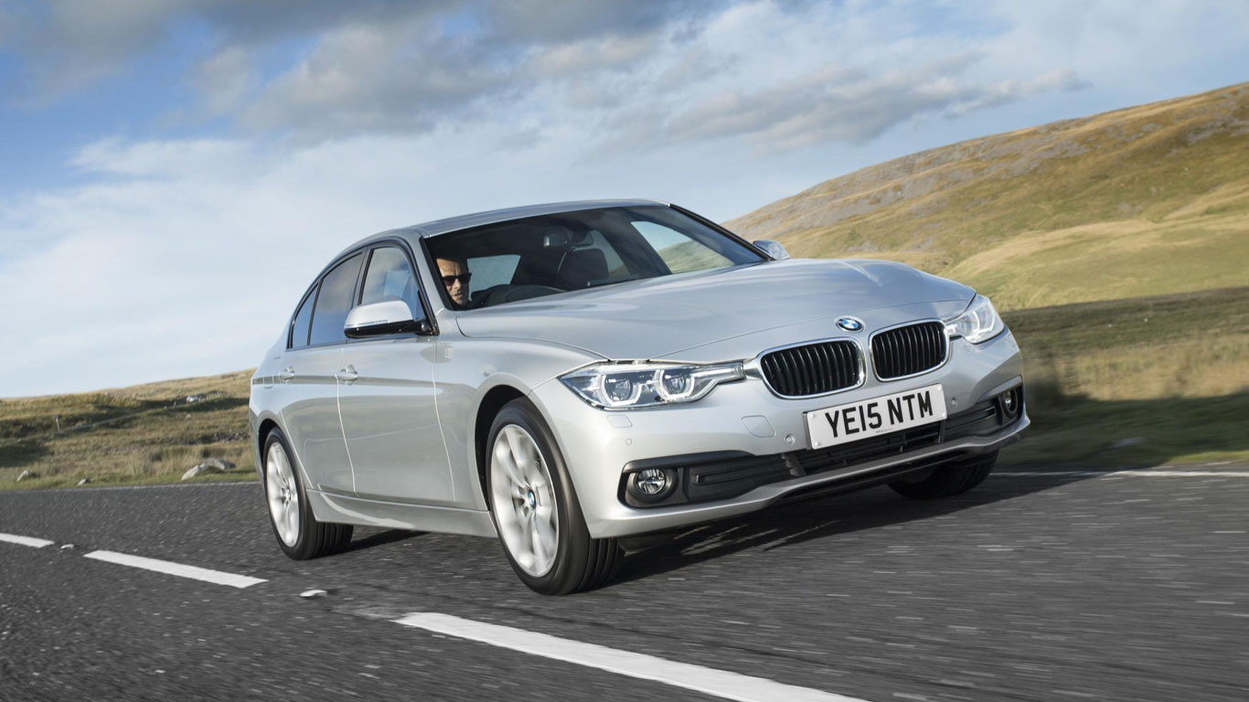 BMW 340i M Sport 5dr Step Auto (Business Media): £845 increase