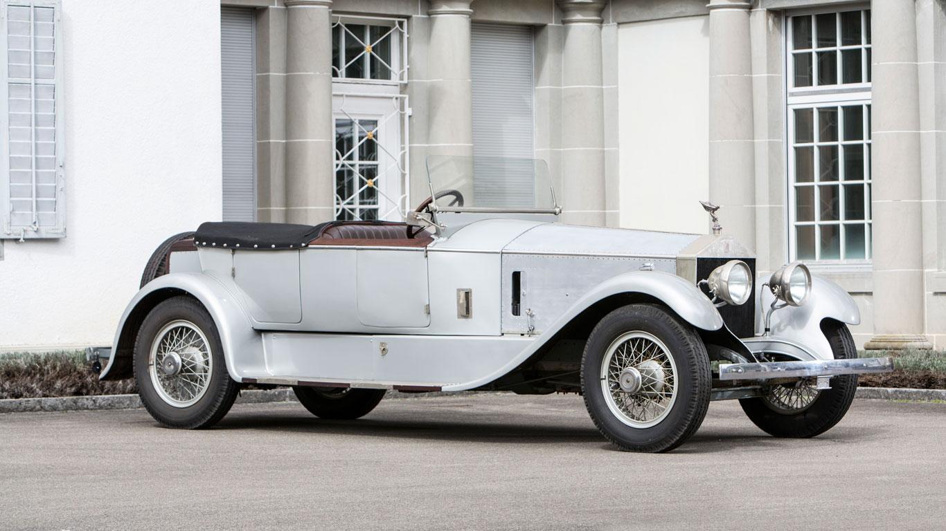 Unique Swiss 'castle-find' car collection for sale