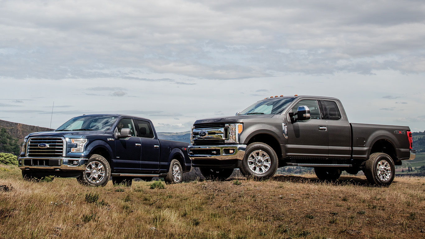 World's best-selling cars of 2017 (so far)
