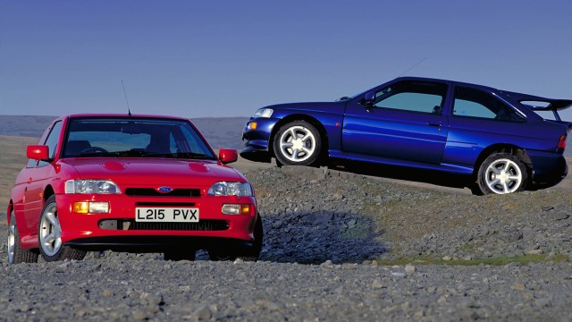 Fast Fords: UK versus USA showdown