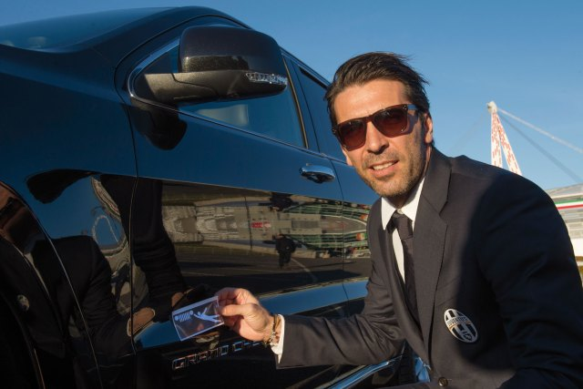 Champions League 2017: when cars play football