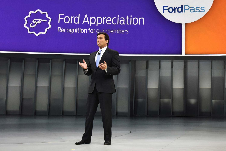 Mark Fields Ford