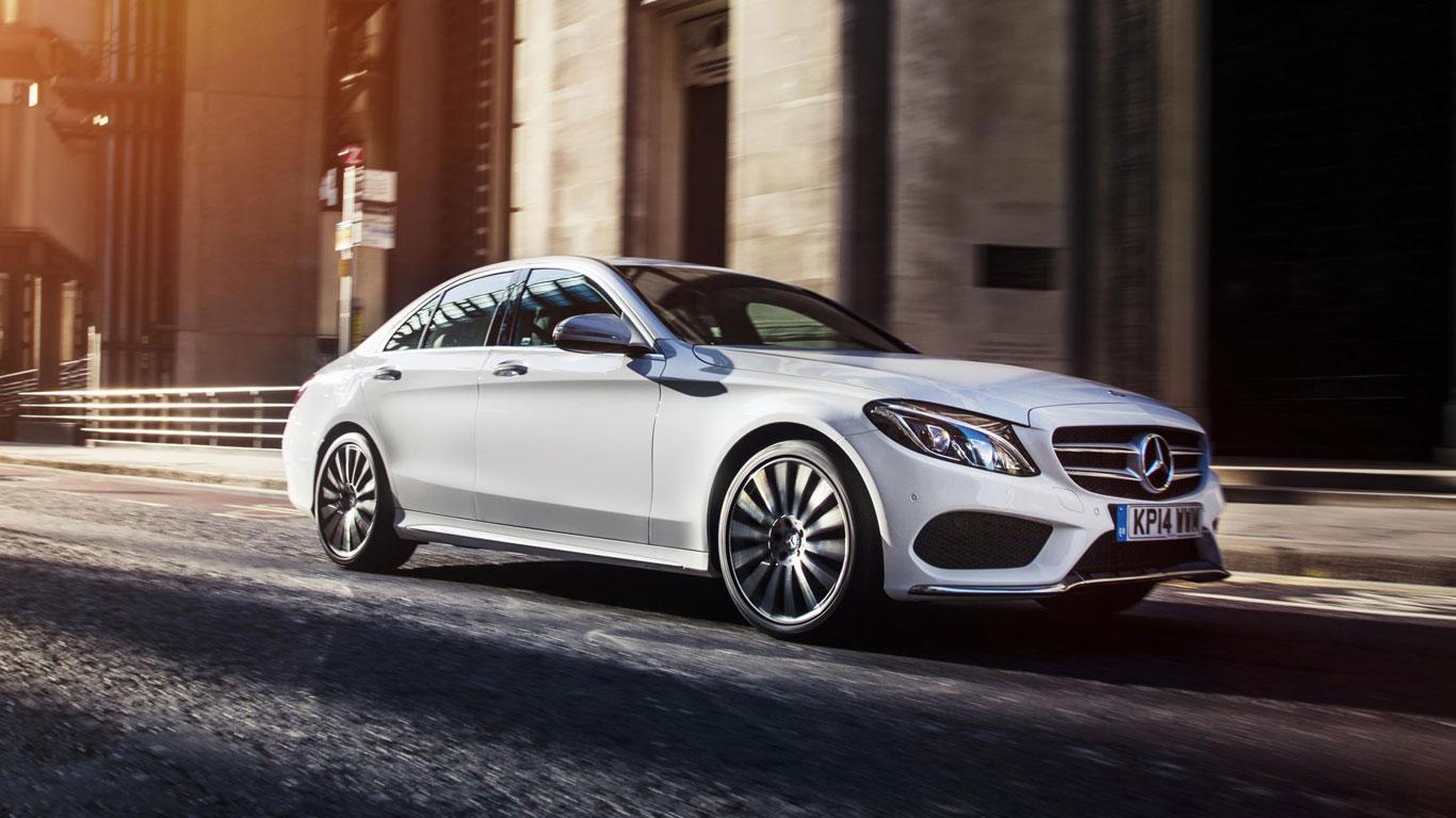 8. Mercedes-Benz C-Class