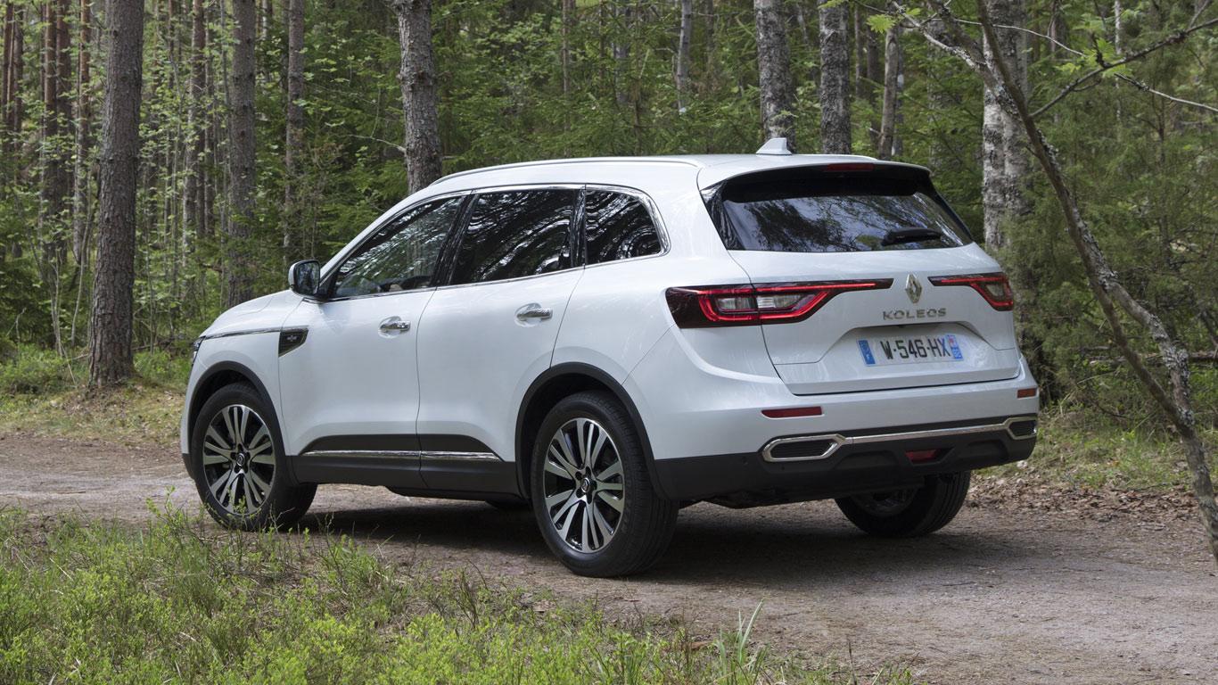 2017 Renault Koleos review