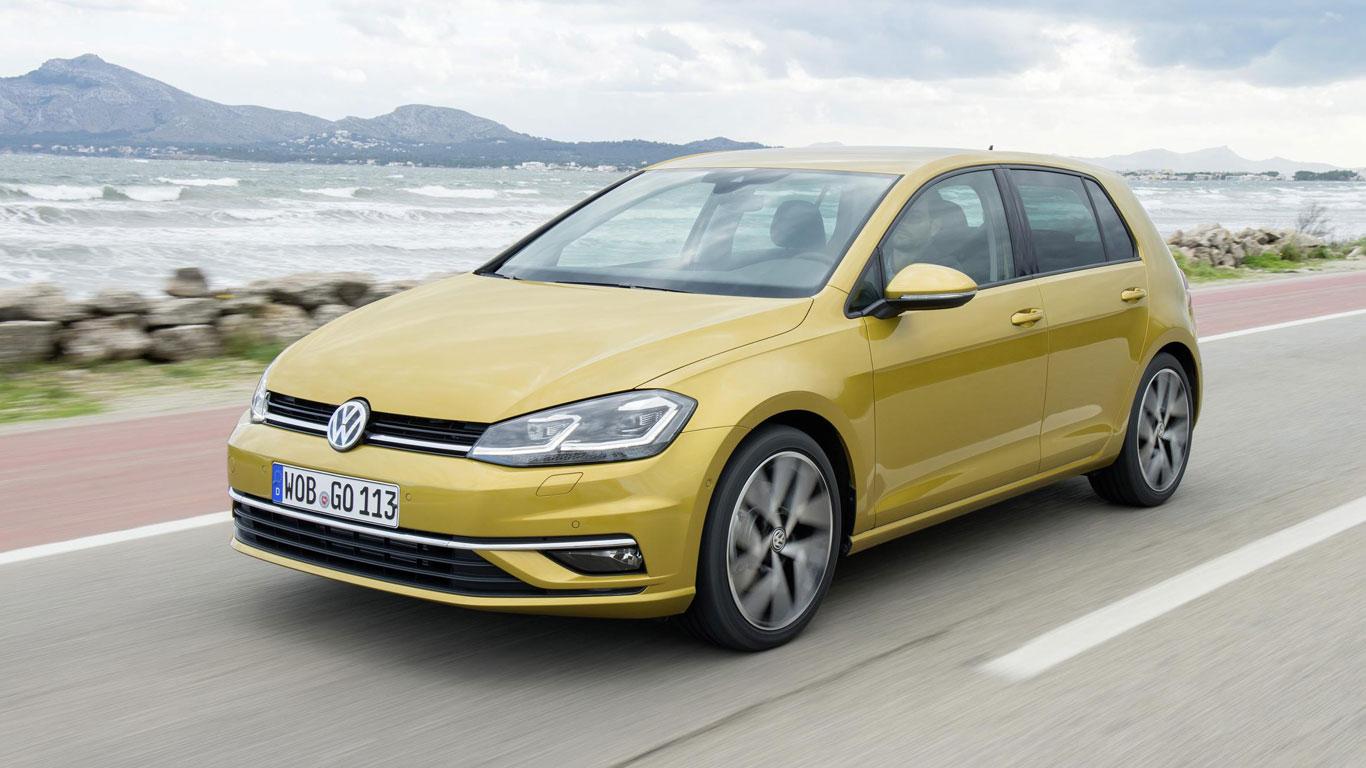 2. Volkswagen Golf