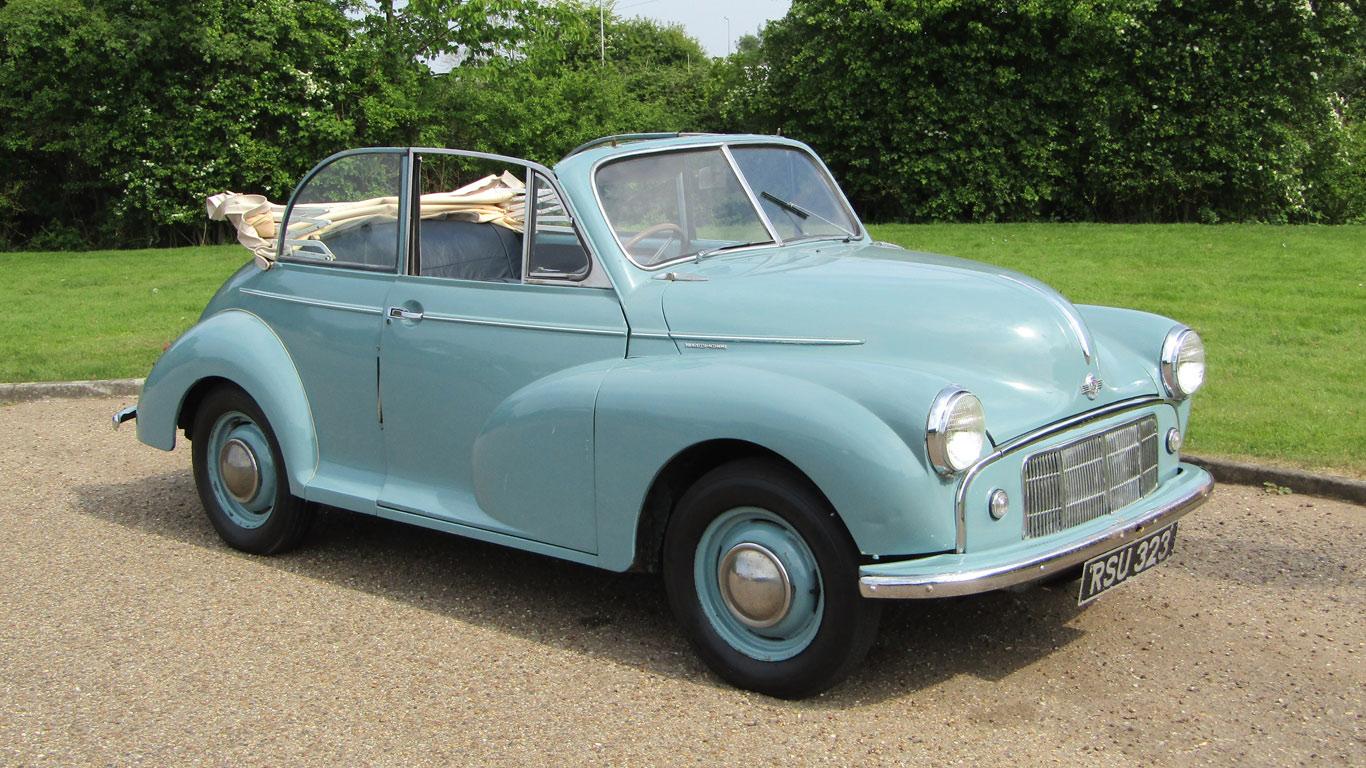1951 Morris Minor Convertible