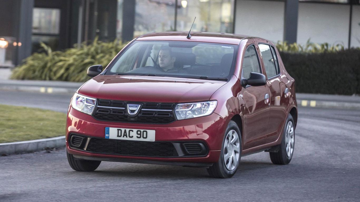 2. Dacia Sandero 1.5 Ambiance