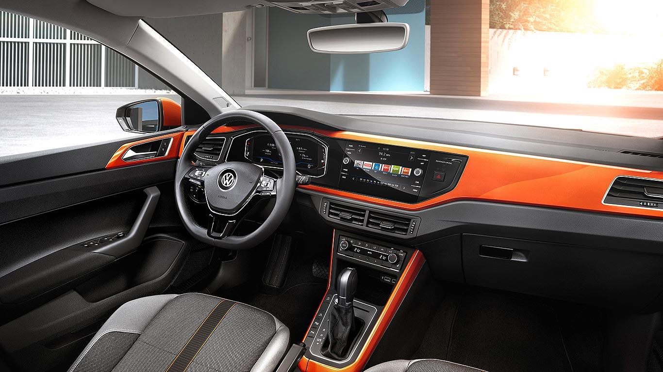 New 2017 Volkswagen Polo