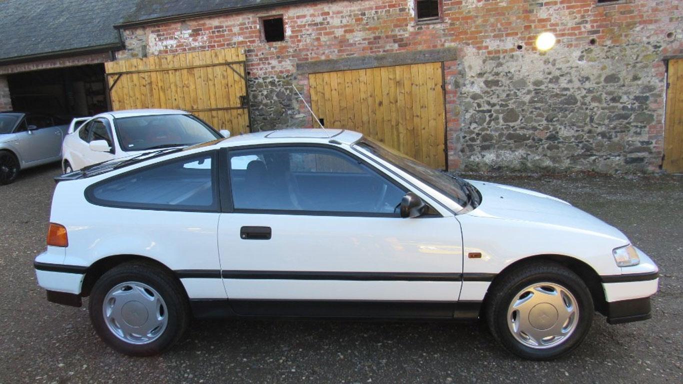 Honda CR-X: £11,000