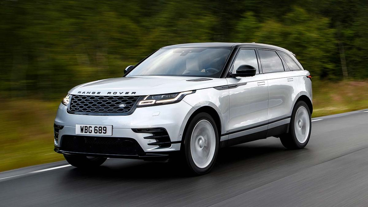 New Range Rover Velar first drive: the designer's choice