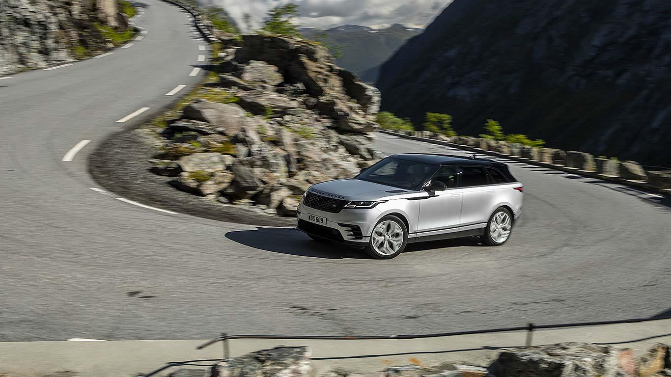 New Range Rover Velar first drive