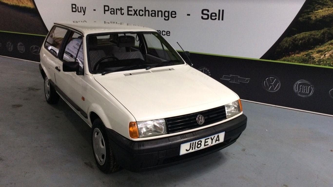 Volkswagen Polo: £1,991