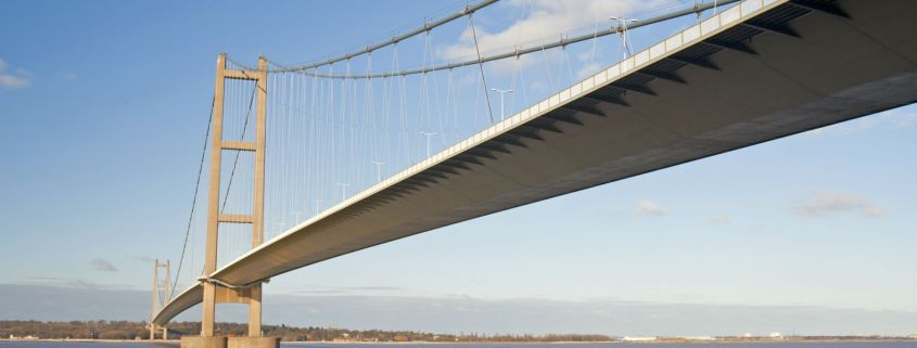 This road bridge has been awarded Grade I listed status